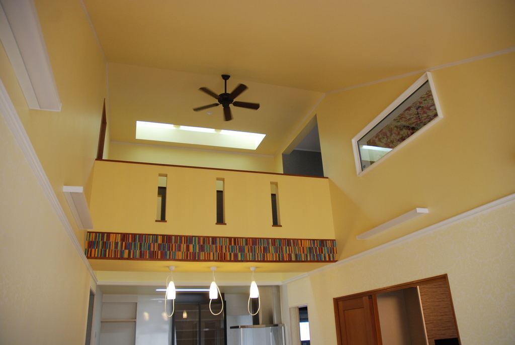 新開発の陶性外壁を初採用した高性能住宅 完成見学会