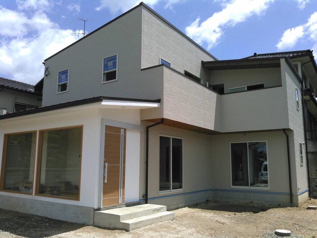 完成見学会開催!和風になりすぎないけれど、木の質感を活かせる落ち着いた雰囲気の家完成!!