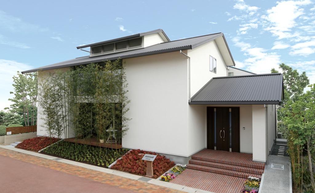 【ハウジングモール倉敷】家族のプライベート空間が楽しめる家!