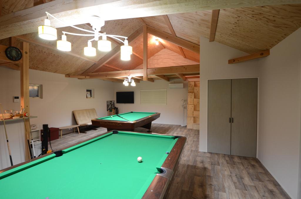 「Pool House H」完成見学会