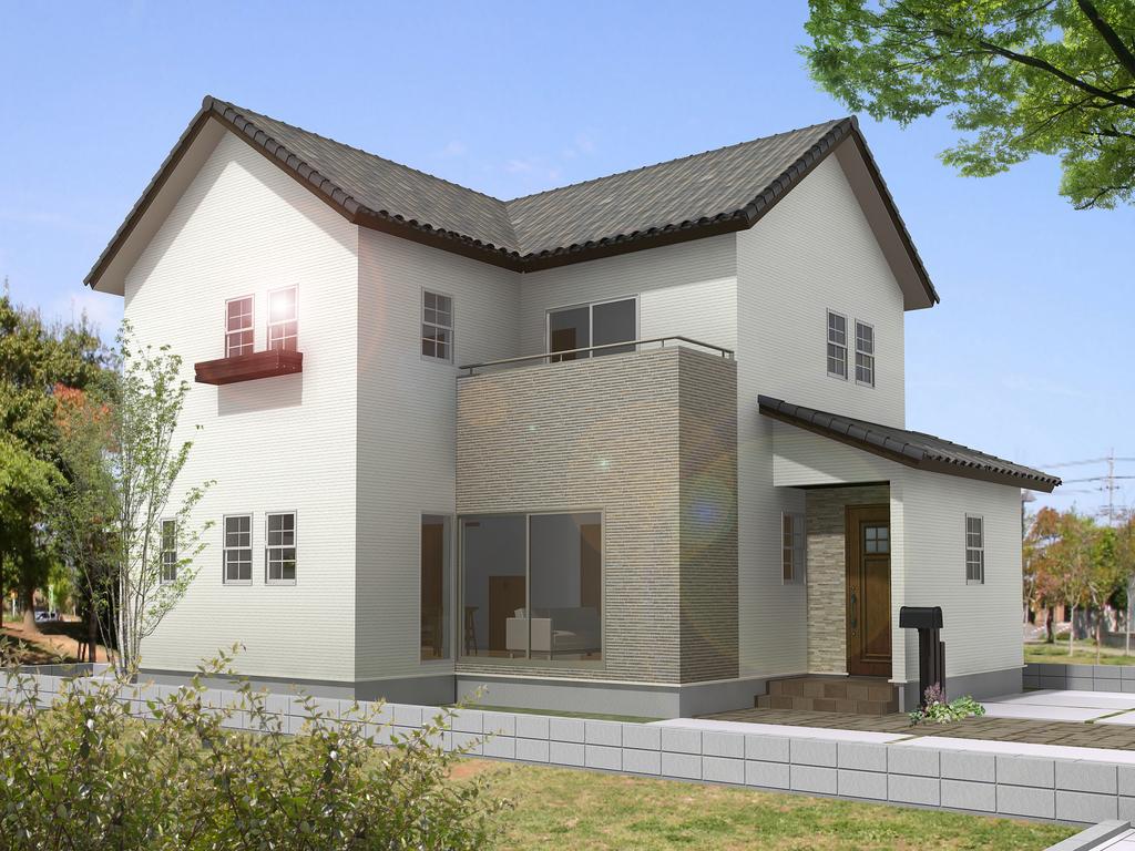岡山市南区古新田 ZEHの家~年間の1次消費エネルギー量(空調・給湯・照明・換気)の収支を±0にする家~完成見学会