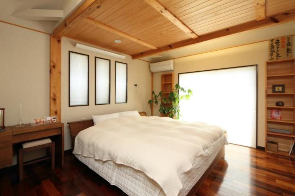 【岡山市南区泉田】外断熱で高性能!ALL自然素材仕上げのカラダに優しい家!泊って体感