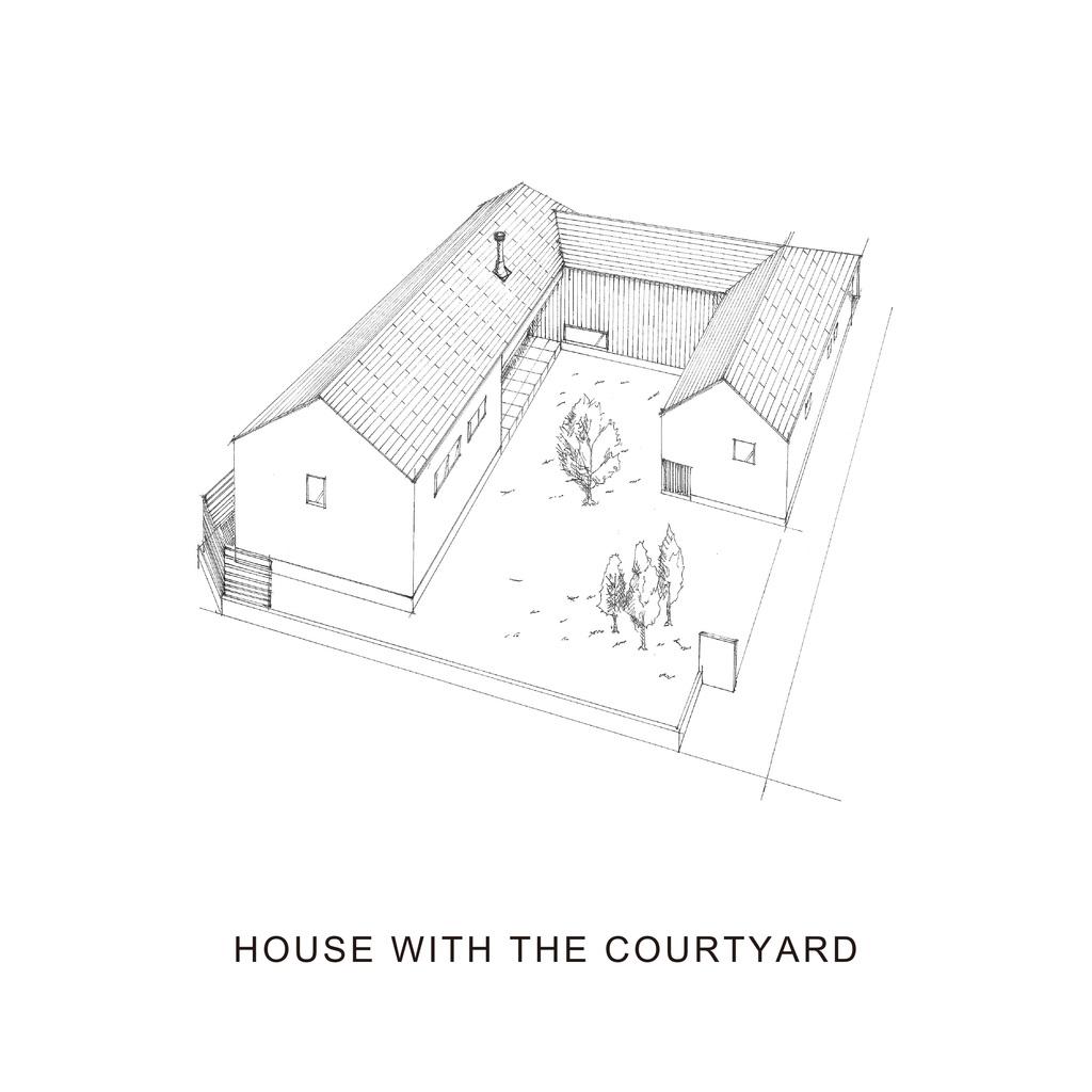 「中庭の家」完成見学会