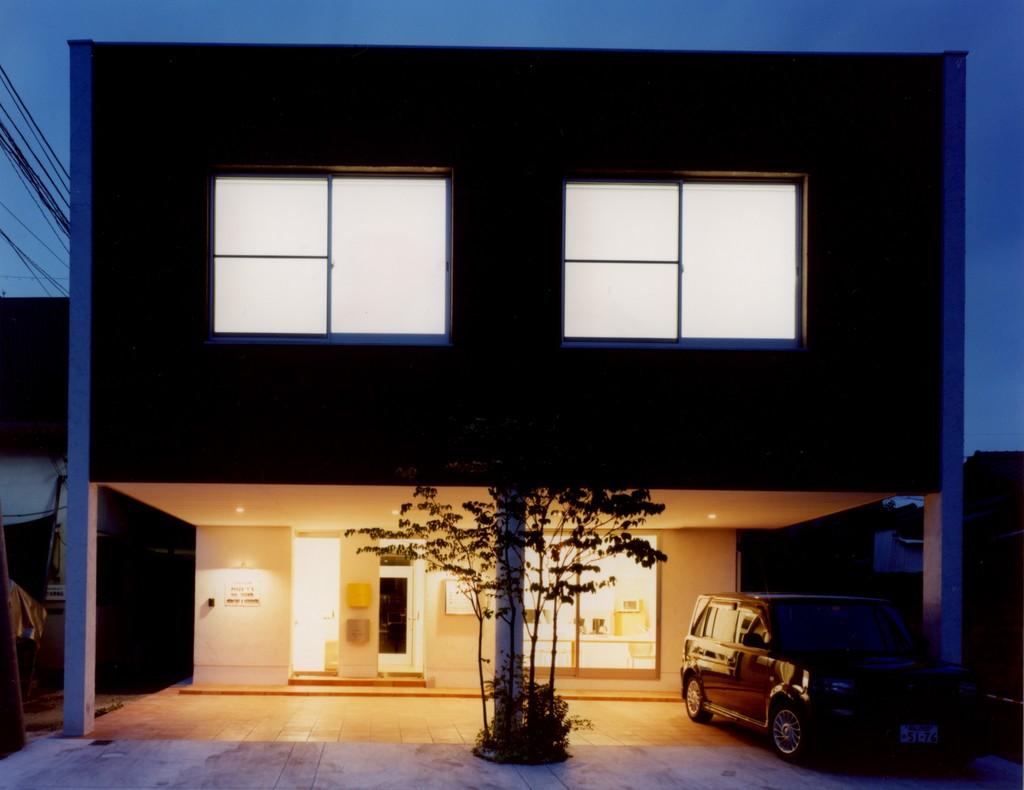 気分はリゾート♪(いつもわんこと一緒) -竹澤由紀(建築家自邸)-【stage Y's 一級建築士事務所】