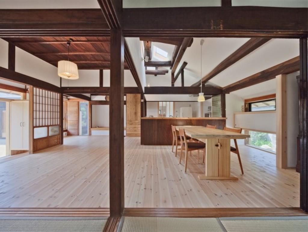 懐かしくて新しい家 -鈴江章宏(建築家自邸)-【鈴江章宏建築設計事務所】