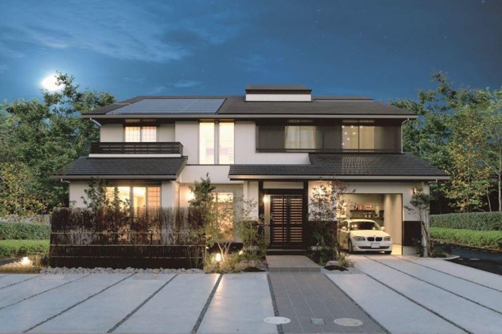 『未来和風の家 町家Style』宇多津モデルハウス