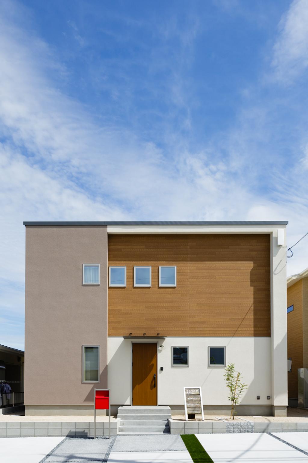"""""""設計事務所と創る家""""のイチマルホームのモデルハウスが赤磐市に完成しました!見学受付中です!"""