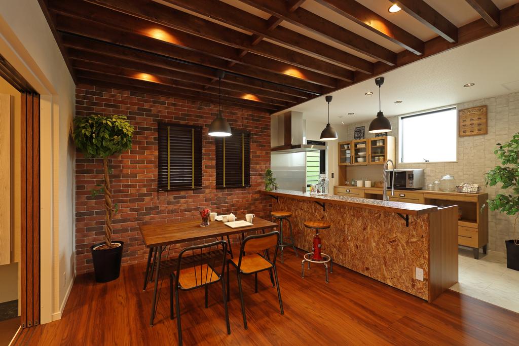 【予約制】目指したのはキレイ「カフェ」。 最先端設備はそのままにカフェ風インテリア住宅が完成しました【岡山市南区大福】