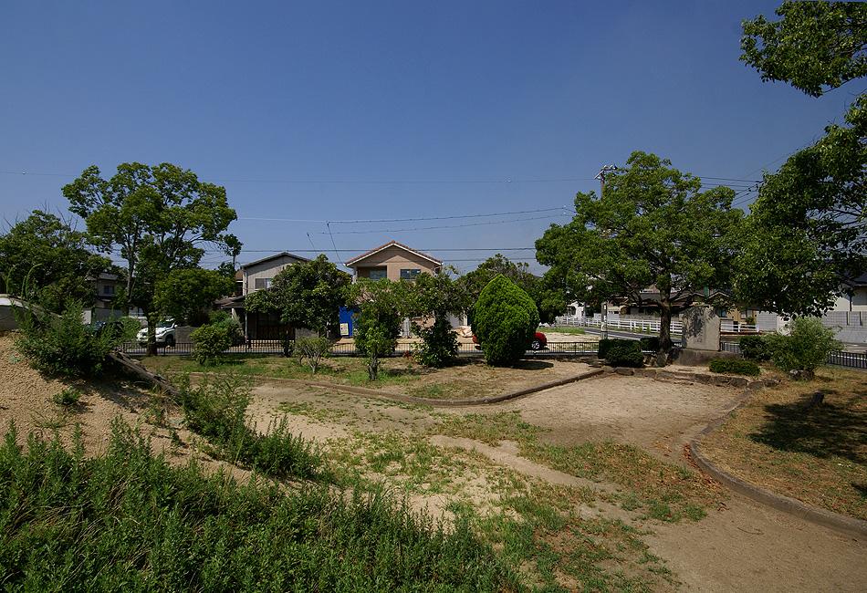 『 公園の前に建つ家 』倉敷市神田 完成見学会