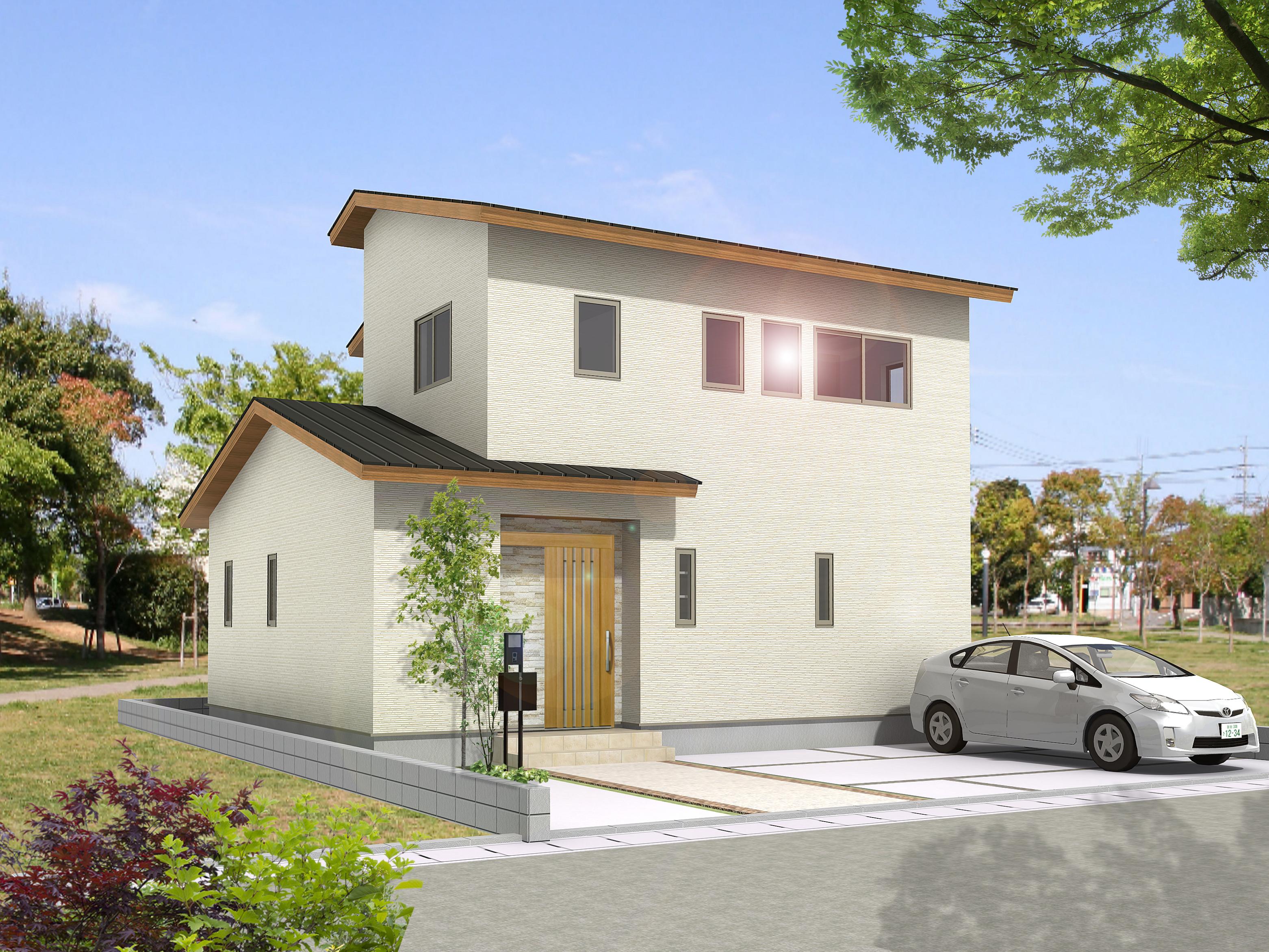 《新築》岡山市北区今在家 完成見学会