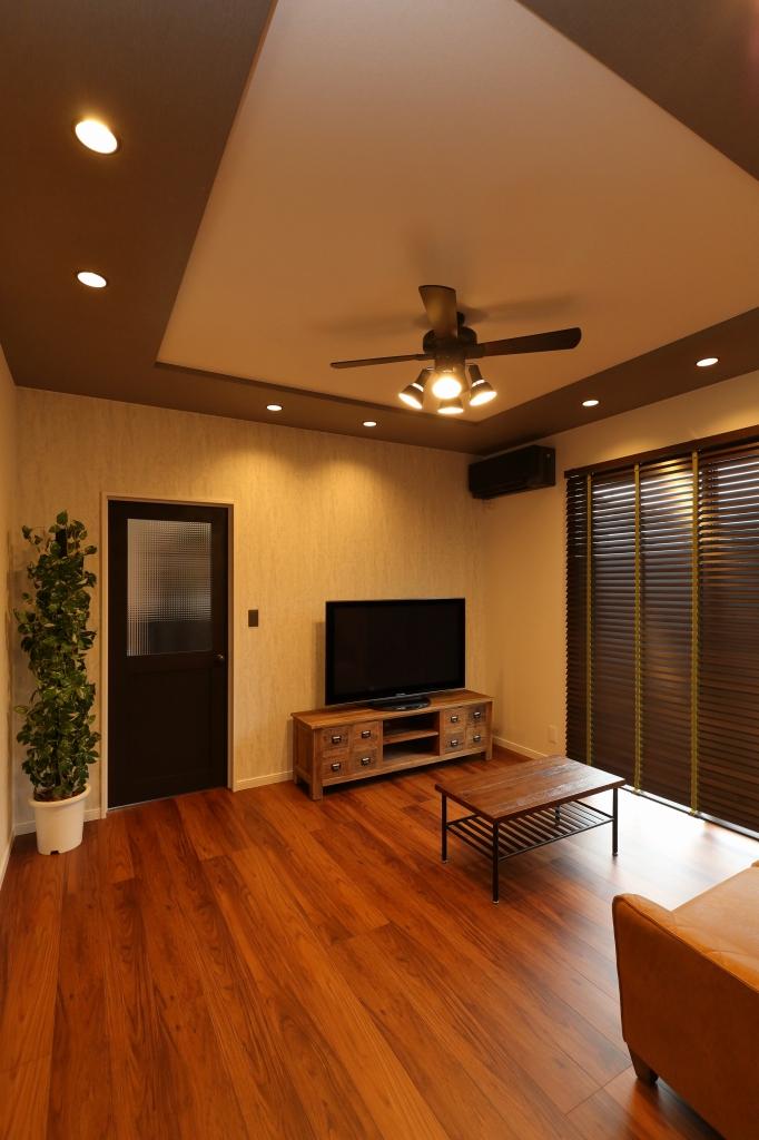 おしゃれなカフェ風のモデル住宅が【岡山市南区大福】に誕生! モデル住宅を見ながらお住いの相談もできます。
