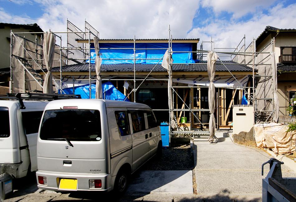『水害から再建へ』【 倉敷市 真備町川辺 】Y様邸 構造見学会