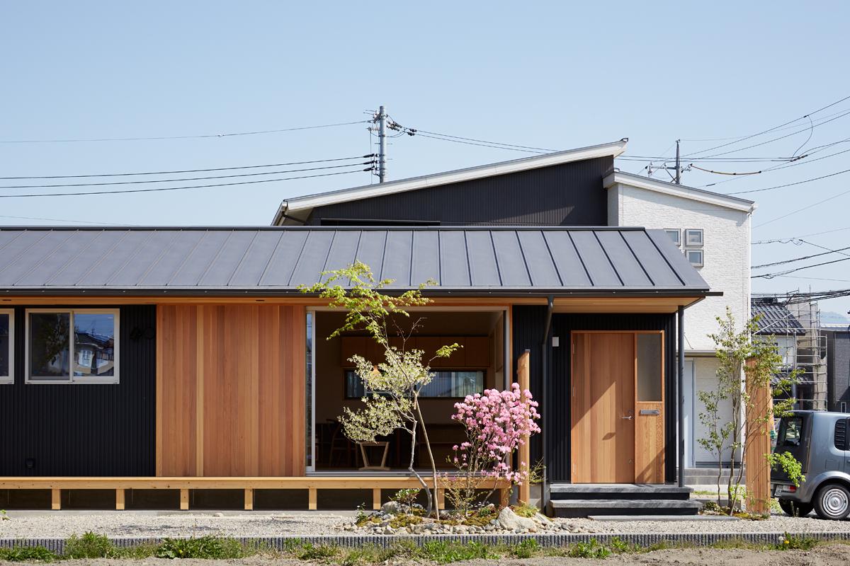 暮らしを愉しむのびやかな平屋 in 勝央町勝間田