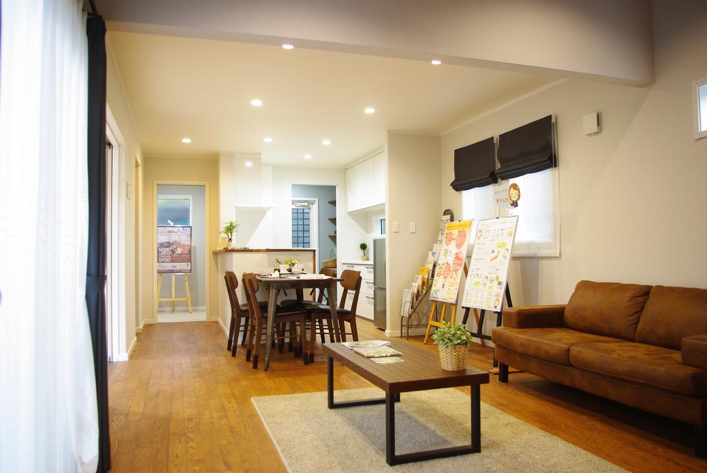 飯塚市ZEHモデルハウス(2階建て)のメイン画像