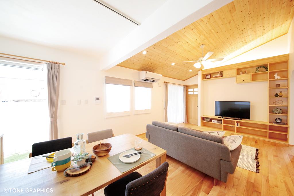 飯塚市モデルハウス(平屋)のメイン画像