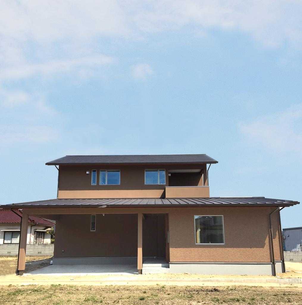 【完成見学会】―住まいやすさにこだわったナチュラルモダンな家―