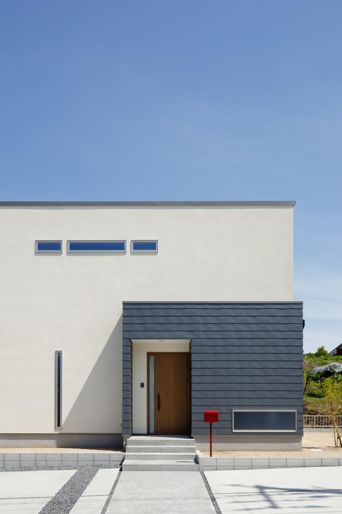 """""""設計事務所と造る家""""のイチマルホームの新モデルハウスが赤磐市に完成しました!見学予約受付中です!"""