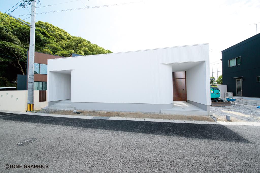 飯塚市シンプルノート 平屋モデルハウスのメイン画像