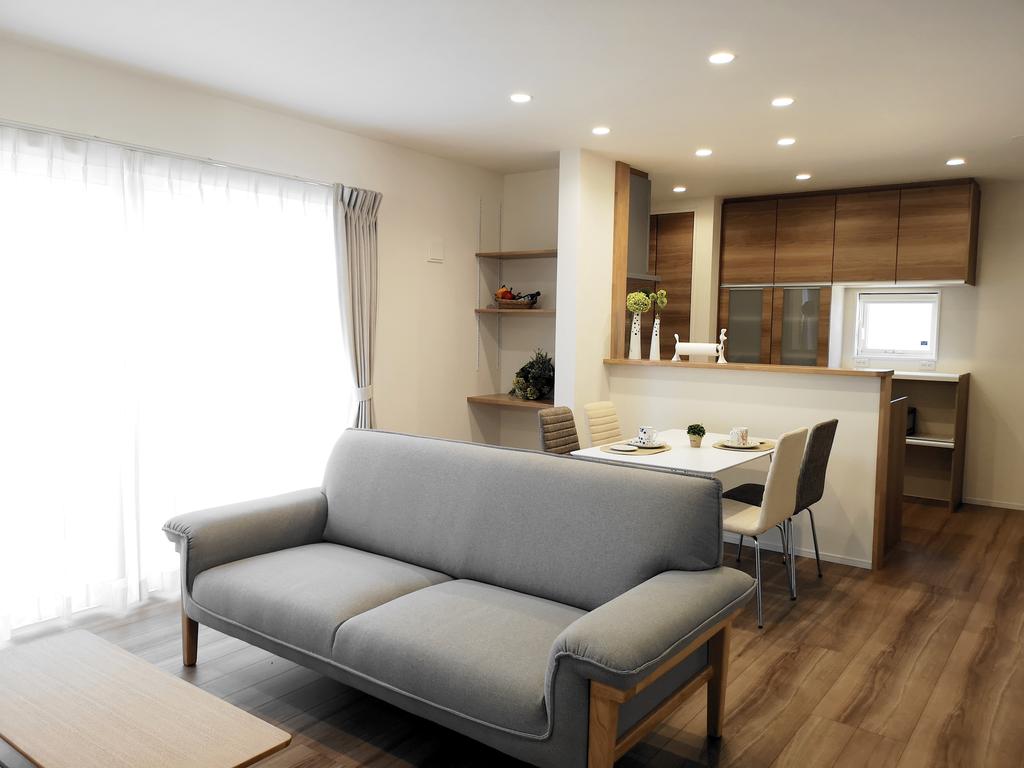 中区関に新規分譲住宅が完成しました!