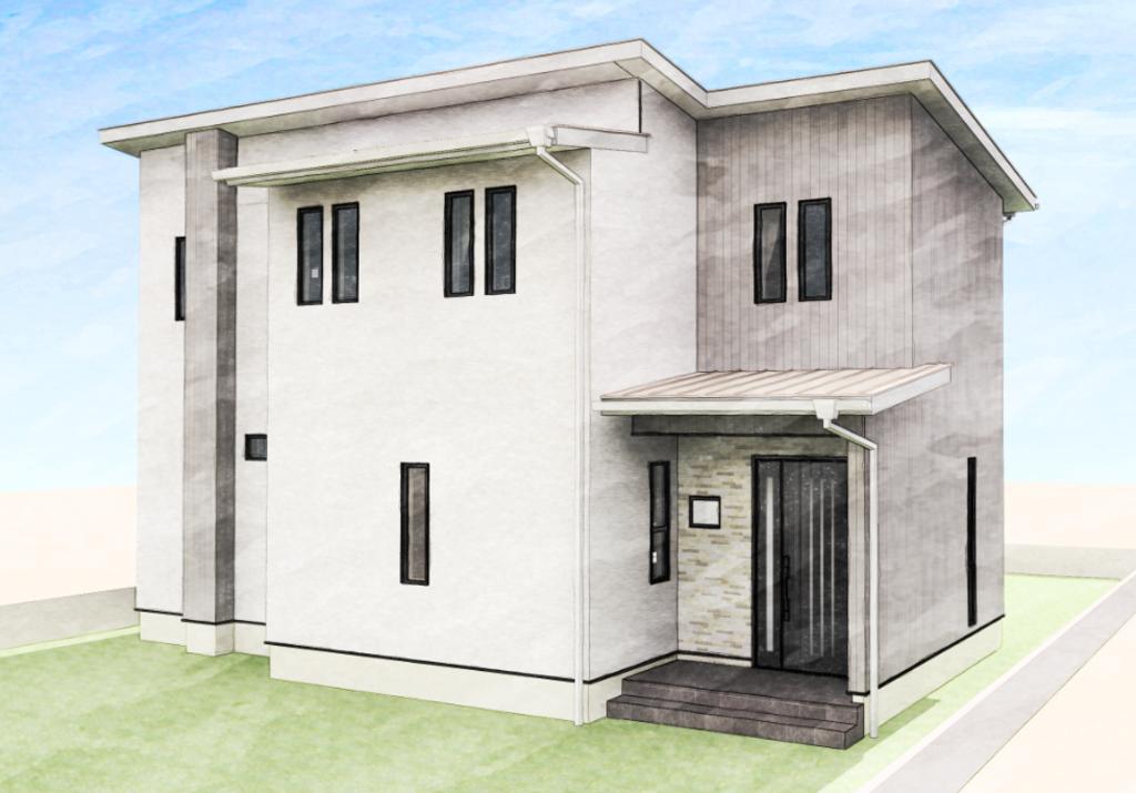 【倉敷茶屋町】お引渡し前の住宅が見れるリアルサイズの完成見学会