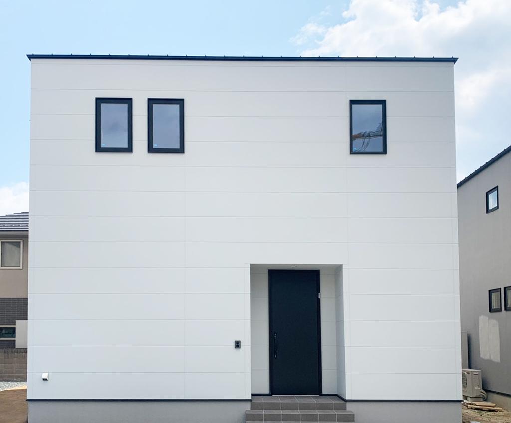 【勝田郡勝央町】「白の四角の家」新築建売住宅内覧会