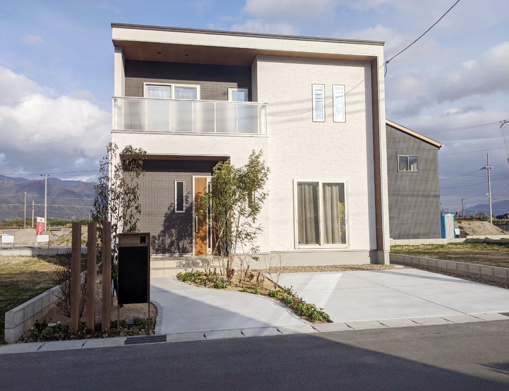 千代川町モデルハウス