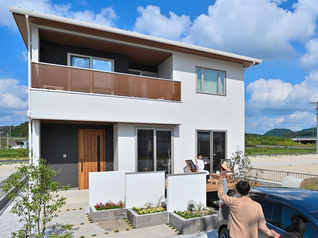 【美作市北山】1千万円以上得する、エネルギー自給自足光熱費0円住宅