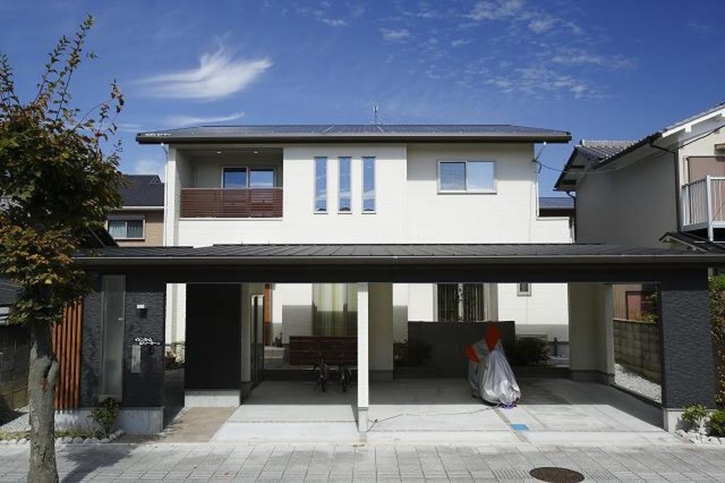 施工実例 川崎町結崎モデルハウス(ご予約できません)