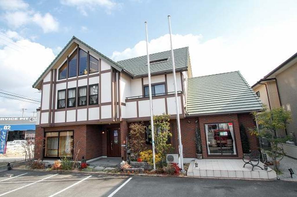 奈良県田原本町24号線沿いモデルハウス